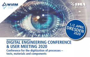 Digital Engineering Conference and User Meeting – Registration open