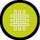 Verwaltung von Faserverbunden & Kunststoffen Icon