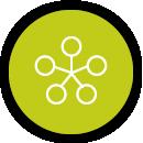 Schnittstellenanbindung & automatisierter Datenimport Icon