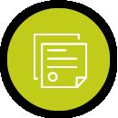 Modulare Wissens- Managementsysteme Icon
