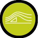 Simulations- & Berechnungs- datenverwaltung Icon