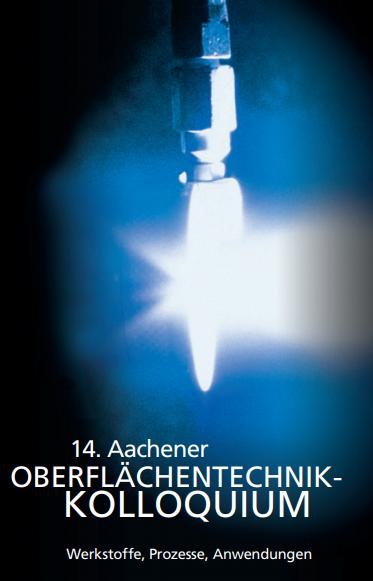 14. Oberflächentechnisches Kolloquium Aachen