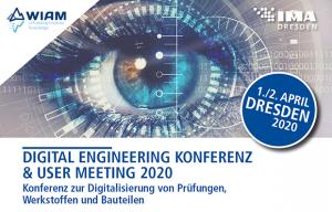 Digital Engineering Konferenz und User Meeting – Registrieren Sie sich jetzt!
