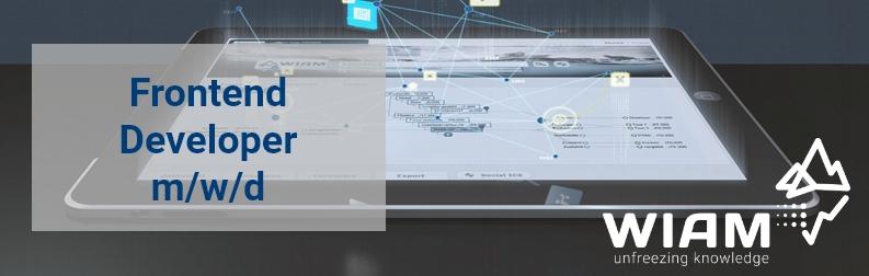 Frontend Developer m/w/d