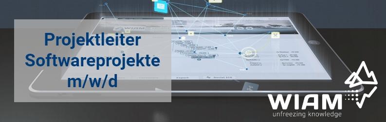 Projektleiter Softwareprodukte (m/w/d/)